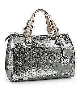 Michael Kors Grayson Mirror Metallic