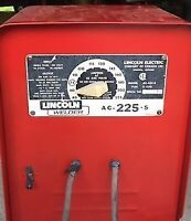 Lincoln Soudeuse - Arc welder SMAW