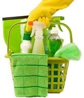 CLEANING SERVICES - WE CAN DO LAST MINUTES URE WELCOME!!!