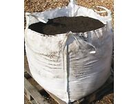 Bark and chippings also top soil
