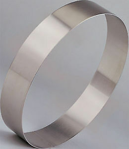Stainless Cake Ring (Different size)