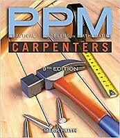 LOOKING FOR PPM CARPENTERS TEXTBOOK