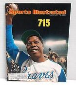Hank Aaron Sports Illustrated