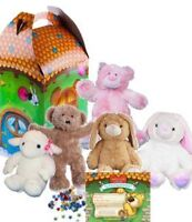 Build a bear birthday party in your home!