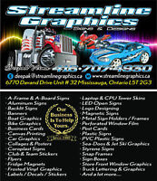 Barter Vehicle Graphics for Handyman Services