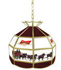 Collectible Budweiser Clydesdale Light