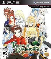 tales of symphonia chronicles ps3 brand new sealed