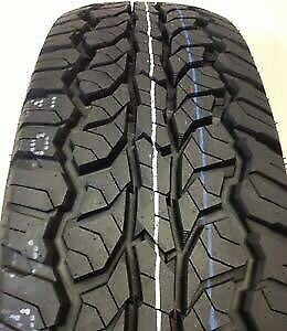 Brand new 265/75R16 (32 inch) A/T tyres fitted on new 16x8  wheels  Caboolture Caboolture Area Preview