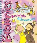 Brownie Adventure Book