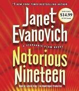 Janet Evanovich Audio Books