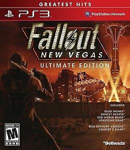 Fallout: New Vegas, Édition Ultime - PS3