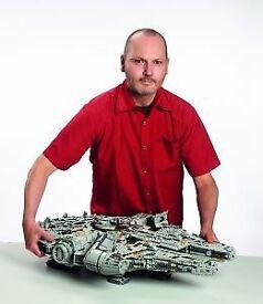 LEGO Star Wars Millennium Falcon 75192 Ultimate Collectors Series BNIB stunning movie fan toy model