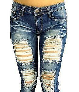 Distressed Jeans | eBay