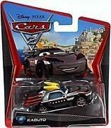 Disney Cars Kabuto
