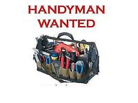 WANTED Handyman