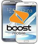 Sprint to Boost Mobile