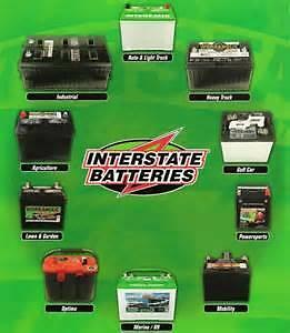 Interstate Marine/RV Deep Cycle Batteries London Ontario image 1