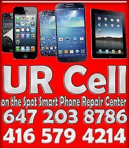 Samsung S5 S6 S7 Note 4 5 Edge iPhone 6 6s Plus ,LG Nexus,HTC Moto Mobile CellPhone Repair Mississauga