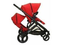 Britax B-Dual Double buggy for sale £75