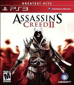 PS3 Games: Assassins Creed 2 , Borderlands , Mirror's Edge