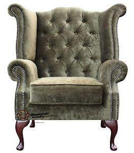 Chesterfield Chair Ebay