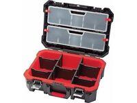 Technician's Utility Tool Case Heavy Duty | red & Black