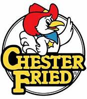 Chester Fried Chicken is BACK!!