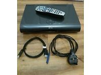 SKY 2TB HD 3D BOX, WITH REMOTE, HDMI CABLE, BARGAIN!! NO OFFERS