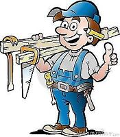 Affordable renovation/handyman services