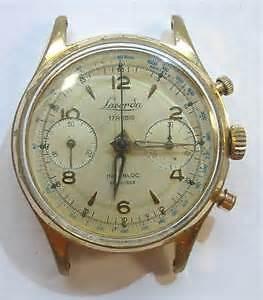 Vintage chrono watch