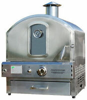 (PL8304SS) Pacific Living Outdoor PIZZA OVEN