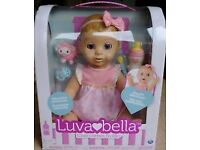 Luvabella doll brand new in box