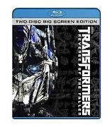 Transformers Revenge of The Fallen Blu Ray