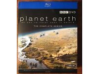 FOR SALE. planet earth. Complete series (5 disk set) £10