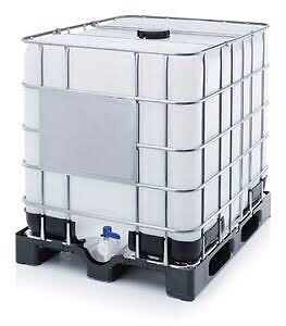 IBC 1000L Liquid Storage Tanks (WANTED) Hermit Park Townsville City Preview