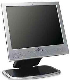 hp1530 LCD TFT Monitor Silver