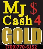 MJ Cash For Gold - Buying Gold and Silver