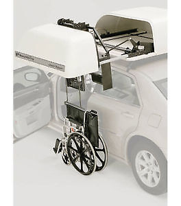 Chair Topper® Automated Electric Wheel Chair Carrier for Cars