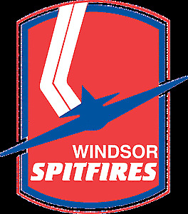 2 Windsor Spitfire tickets vs Saginaw Sun Mar 18 on the glass