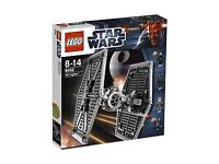 Star Wars Lego Tie Fighter - 9492 Retired Set from 2012