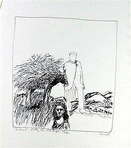 2 x DUEL ARCHIBALD PRIZE WINNER SIGNED KEVIN CONNOR ARTWORKS