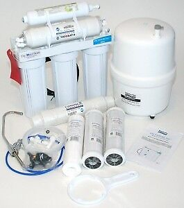 5 stage reverse osmosis systems