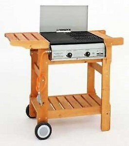 Landmann Flatbed 004572 - BBQ for sale - with large refillable gas bottle - immaculate condition