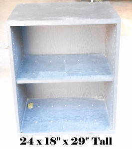 2 px 10.00 for both- file cabinet/night stand, book case