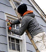 Calfeutrage de portes et fenêtres