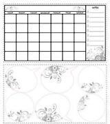 Dry Erase Wall Calendar
