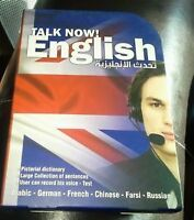 TALK NOW ENGLISH &ARABIC.GERMAN.FRENCH.CHINESE.FARSI.RUSSIAN