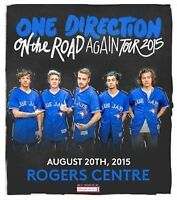 One Direction - On the Road Again Tour