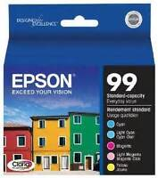 Epson Artisan Printer Ink Cartridges Genuine OEM Original