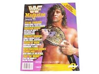 WWF Wrestling Magazines (1989-1993) Collector's